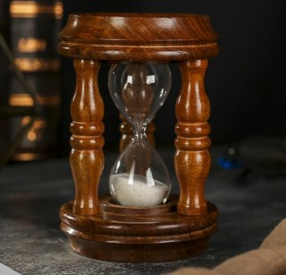 Песочные часы «Колизей» 1 минута купить в Минске +375447651009