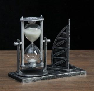 Песочные часы «Парус Дубая» цвет: микс купить в Минске +375447651009