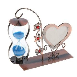 Песочные часы с фоторамкой «Романтика» МИКС купить в Минске +375447651009