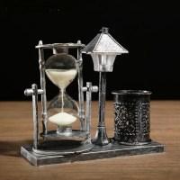 Песочные часы с карандашницей «Романтика» купить в Минске +375447651009
