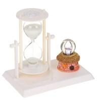 Песочные часы с подсветкой «Бунгало» купить в Минске +375447651009