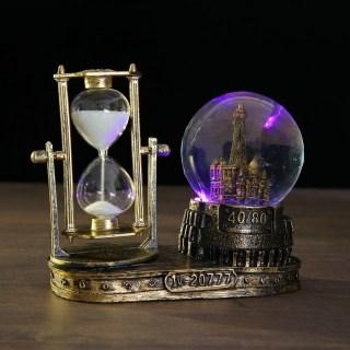 Песочные часы с подсветкой «Достопримечательности» купить в Минске +375447651009
