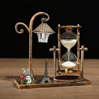 Песочные часы с подсветкой «Ночь в Париже» купить в Минске +375447651009