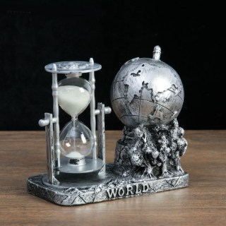 Песочные часы «World» цвет: микс купить в Минске +375447651009