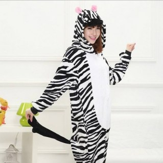 пижама кигуруми зебра Минск