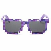 Пиксельные очки Minecraft купить в Минске +375447651009