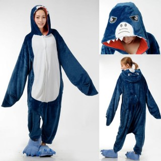 Купить Пижама кигуруми «Акула» в Минске +375447651009