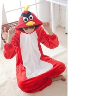 Пижама Кигуруми детская «Angry Birds» купить в Минске +375447651009