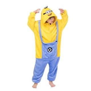 Пижама Кигуруми детская «Миньон» купить в Минске +375447651009