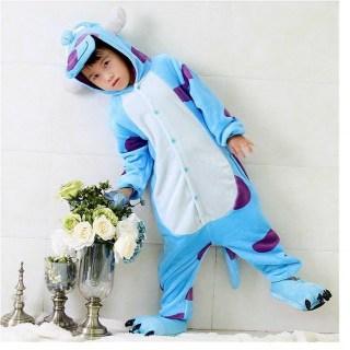 Пижама Кигуруми детская «Салли» купить в Минске +375447651009