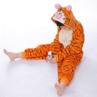 Пижама Кигуруми детская «Тигренок» купить в Минске +375447651009