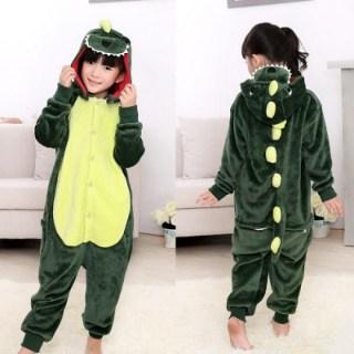 Пижама Кигуруми «Динозавр» детская купить в Минске +375447651009