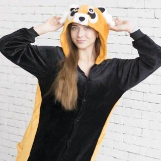 Пижама Кигуруми «Енот» купить Минск