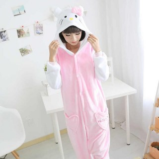 Пижама Кигуруми «Hello Kitty»  купить в Минске +375447651009