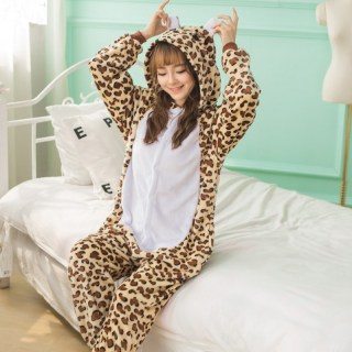 Пижама Кигуруми «Леопард» купить Минск