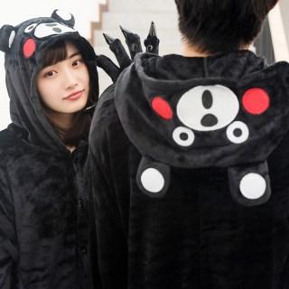 Пижама Кигуруми «Медведь Кумамон» купить в Минске +375447651009