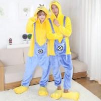 Пижама Кигуруми «Миньон» купить в Минске +375447651009