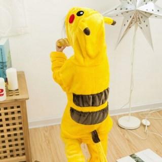 Пижама кигуруми «Покемона пикачу» детская купить в Минске +375447651009