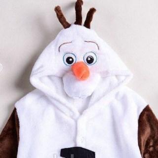 Пижама Кигуруми «Снеговик Олаф» купить в Минске +375447651009