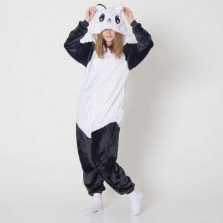 Пижама Кигуруми «Веселая панда» купить в Минске +375447651009