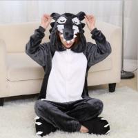 Пижама Кигуруми «Волк» купить в Минске +375447651009