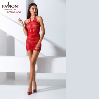 Платье- сетка «Eva» р-р 42-46 красное купить в Минске +375447651009