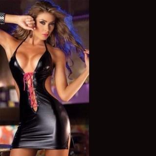 Платье со шнуровкой «Kleopatra» р-р 42-44 черное купить в Минске +375447651009