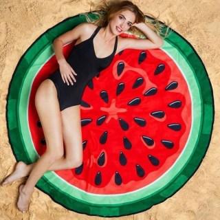 Пляжное покрывало «Арбуз» купить +375447651009