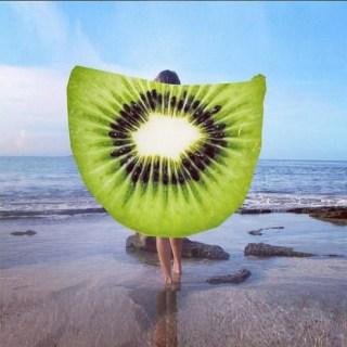 Пляжное покрывало «Киви» купить +375447651009