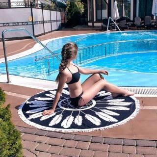 Пляжное покрывало-полотенце «МЕХИКО» купить +375447651009