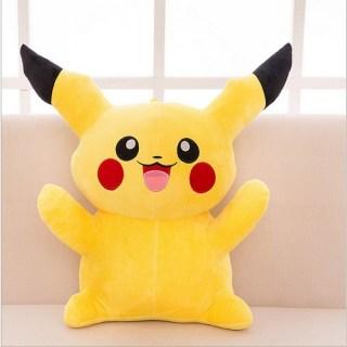 Плюшевая игрушка Пикачу 37 см купить в Минске +375447651009