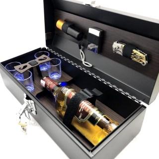 Подарочная коробка для бутылки «БАРОН» Минск +375447651009