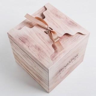 Подарочная коробка «Для тебя» 18 × 18 × 18 см купить в Минске +375447651009