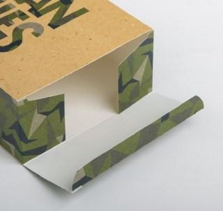 Подарочная коробка «Мужские правила» 16 × 23 × 7,5 см купить в Минске +375447651009