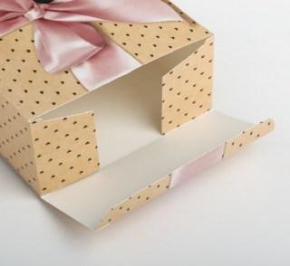 Подарочная коробка «С любовью» 16 × 23 × 7,5 см купить в Минске +375447651009