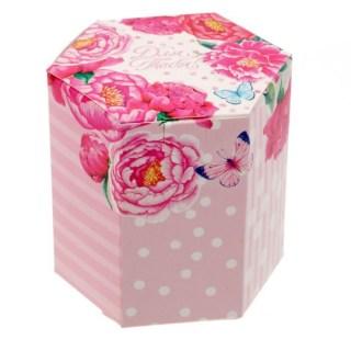 Подарочная коробка «Весенние цветы» 7,5 × 6,5 × 7,5 см купить в Минске +375447651009
