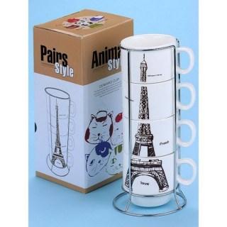 Подарочный набор для чая «Париж» Минск