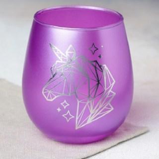 Подарочный бокал для вина «Волшебный единорог» 400 мл. купить в Минске +375447651009
