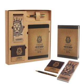 Подарочный канцелярский набор «Успешный мужчина» купить в Минске +375447651009
