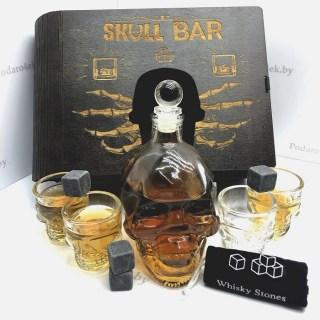 Подарочный мини-бар «SKULL BAR» Минск +375447651009