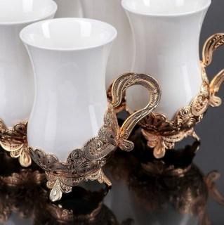 Подарочный набор для чая «Elizabeth» 6 предметов купить в Минске +375447651009