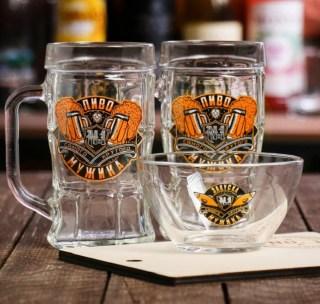 Подарочный набор для пива «Пиво крутого мужика» купить в Минске +375447651009
