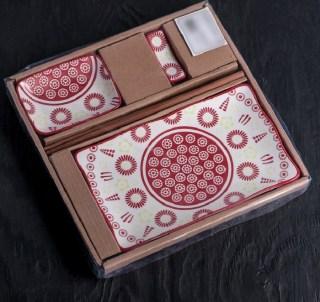 Подарочный набор для суши «Красное солнце» 5 предметов купить Минск +375447651009