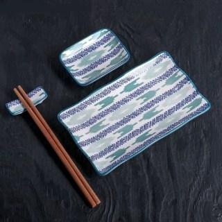 Подарочный набор для суши «Самарканд» 4 предмета купить в Минске +375447651009