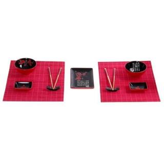 Подарочный набор для суши «Цветущая сакура» 11 предметов купить в Минске +375447651009