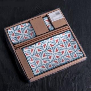 Подарочный набор для суши «Загадочный узор» 5 предметов купить в Минске +375447651009