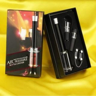 Подарочный набор для вина с вакуумным штопором «Wine» купить в Минске +375447651009
