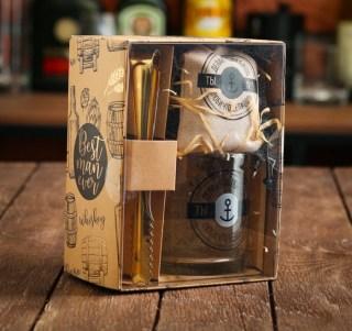 Подарочный набор для виски «Делай, что любишь» купить в Минске +3754478651009