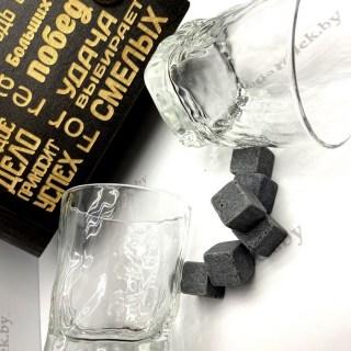 Подарочный набор для виски «For real man» на 2 персоны купить Минск
