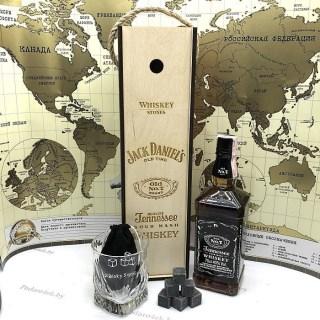Подарочный набор для виски «Jack Daniels» купить Минск +375447651009
